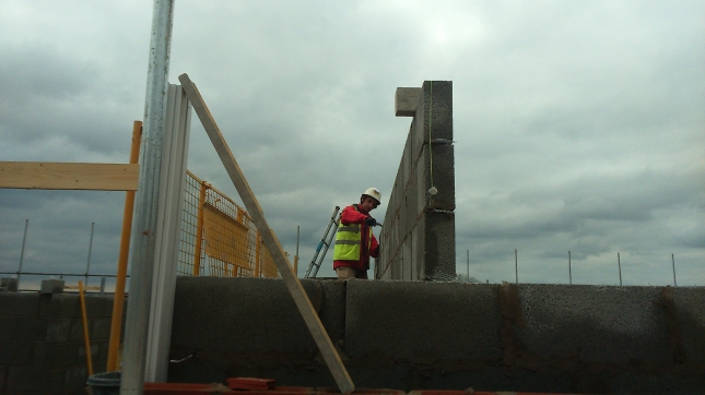 Construction wrexham